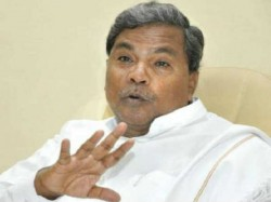 No Matter Of Dissolving The Government Or Early Elections Cm Siddaramaiah