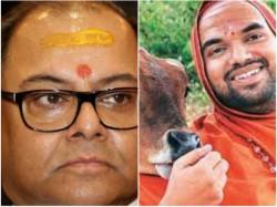 Justice Sk Mukherjee Rescues Himself From Ramachandrapura Math Case