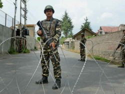 Curfew Imposed Srinagar Due To Tense Situation