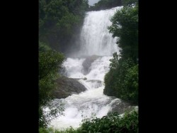 Dangerous And Beautiful Water Falls In Madikeri