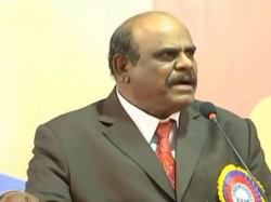 Justice Karnan Arrested In Coimbatore By West Bengal Police