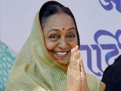Presidential Poll Sp Leader Ramgopal Yadav Supports Meira Kumar