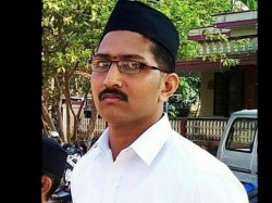 Days Passing Over Sharath Madiwala Murder Yet Mangaluru Cops Are Clueless