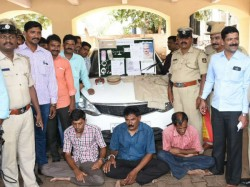 Hubballi Dharwad Police Arrest Fake Officer Of Customs And Excise