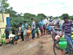 Rainfall Shortage Severe Water Crisis In Gundlupet