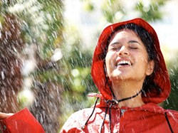 Garden City Bengaluru Is Recieving Rains For Two Days