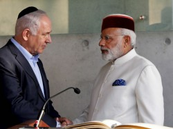 Top 10 Expectations From Modi S Isreal Vist