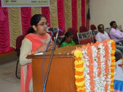 District Administration Accords Warm Send Off V Chaitra Dc