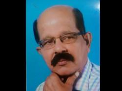 Cultural Leader Chidanand Kamath Kasargod Passes Away