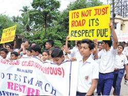 Govt Stays Renaming Of St Aloysius Road As Mulki Sunder Ram Shetty Road