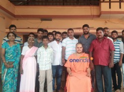 Five Memebrs Of Christian Family Convert To Hindu Religion At Padavinangady
