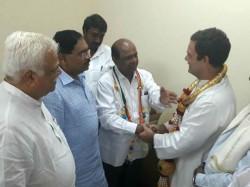 Close Aid Of Yeddyurappa Dhananjaya Kumar Set To Join Congress Sources