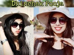 Dhinchak Pooja S Videos On Youtube Removed