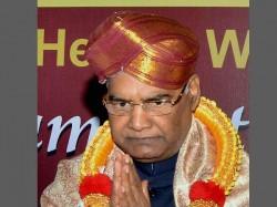 Ram Nath Kovind President India Leaders Congratule In Twitter