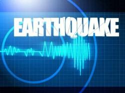 A 3 4 Magnitude Earthquake In Manipur