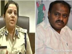 Parappana Agrahara Dig Roopa Allegation Jds State President Kumaraswamy Statement