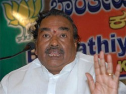 Pa Kidnap Is Big Conspiracy Congress Alleges Ks Eshwarappa