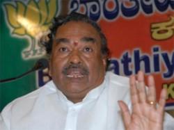 Pa Kidnap Is Big Conspiracy Congress Alleges Ks Eshwarappa