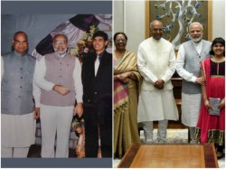 Narendra Modi Posts Surprise Photo Him With Kovind