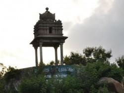 Aa Telescope In Chamundi Hills To Watch Mysuru Dasara