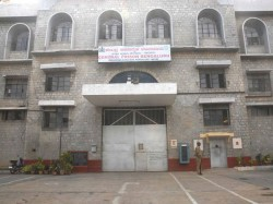 Protest Prisoners Parappana Agrahara Central Jail Of Bengaluru