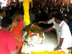Funeral Of Rss Activist Sharat Carried Out At Bantwala