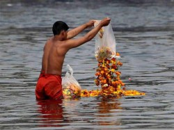 Ngt Orders Rs 50 000 Fine For Dumping Waste Into Ganga River