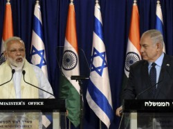 What Indian Pm Narendra Modi Says About His Historical Visit To Israel