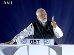 Because Of Central Government Strict Rules Black Money In Swiss Banks Reduced Says Modi