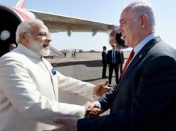 We Have Waited 70 Yrs For You Israeli Pm Tells Modi