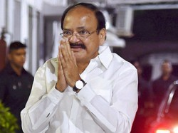 Venkaiah Naidu Elected As India S Vice President