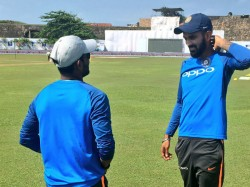 India Vs Sri Lanka Kl Rahul Joins Team India At Galle After Recovery From Fever