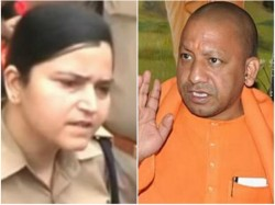 Yogi Adityanath Government Transfers Woman Cop Who Stood Up To Unruly Bjp Workers