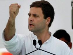 Modi Wants A Swachch Bharat But People Want A Sach Bharat Says Rahul Gandhi
