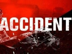 Killed And 3 Injured After Car Overturns In Haveri