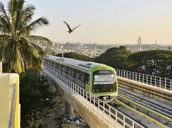 Bengaluru People Opposes Construction Of Metro Station In Cantonment Area