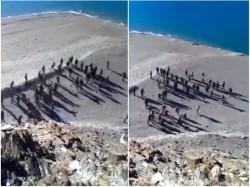 Watch Video Of India China Clash At Ladakh