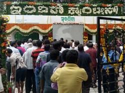 Mad Rush In Kanakana Palya Indira Canteen