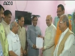 Bjp President Amit Shah Resigns To Mla Post