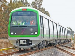 Crore People Travelled By Namma Metro Bengaluru 50 Days Of Completion 1st Stage
