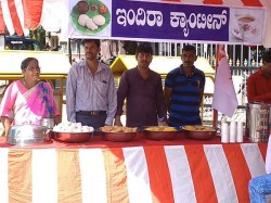 Dyfi Demands For Indira Canteens In Mangaluru
