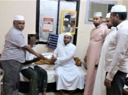 Kcf Saudi Srabia Shares Helping Hands To Accident Victim At Saudi