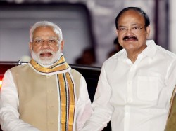Common Man In High Post Modi Praises Venkaiah Naidu