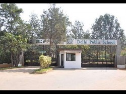 Delhi Public School In Bengaluru Organised New Year Celebration Of China