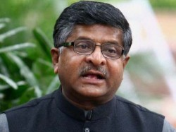 Law Minister Ravi Shankar Prasad On Court Verdict On Right To Privacy