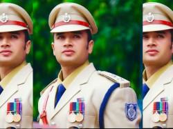 Madhya Pradesh S Handsome Ips Officer Sachin Atulkar