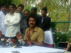 Kannada Film Actor Upendra Declares To Start His Political Carrier