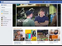 Competitor To Youtube Facebook Launches Watch