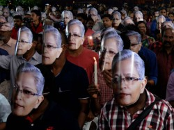 Tribute To Gauri Lankesh In Thiruvananthapuram Other National Events Represent Through Pti Photos