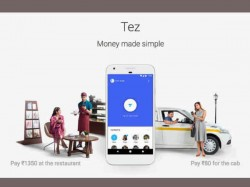 Google Tez Wallet Payments App Launched India